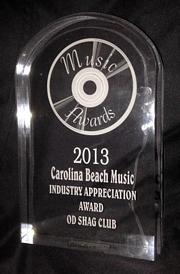 sidebar_2013 Carolina Beach Music Industry Appreciation Award