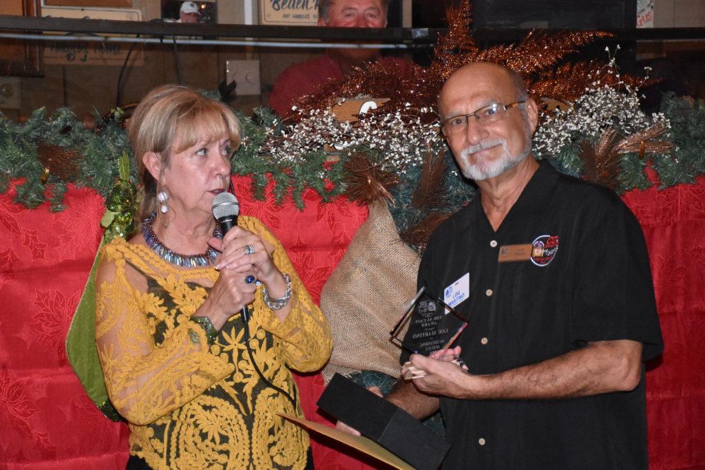 Lou Martino Al Cain Award 2016